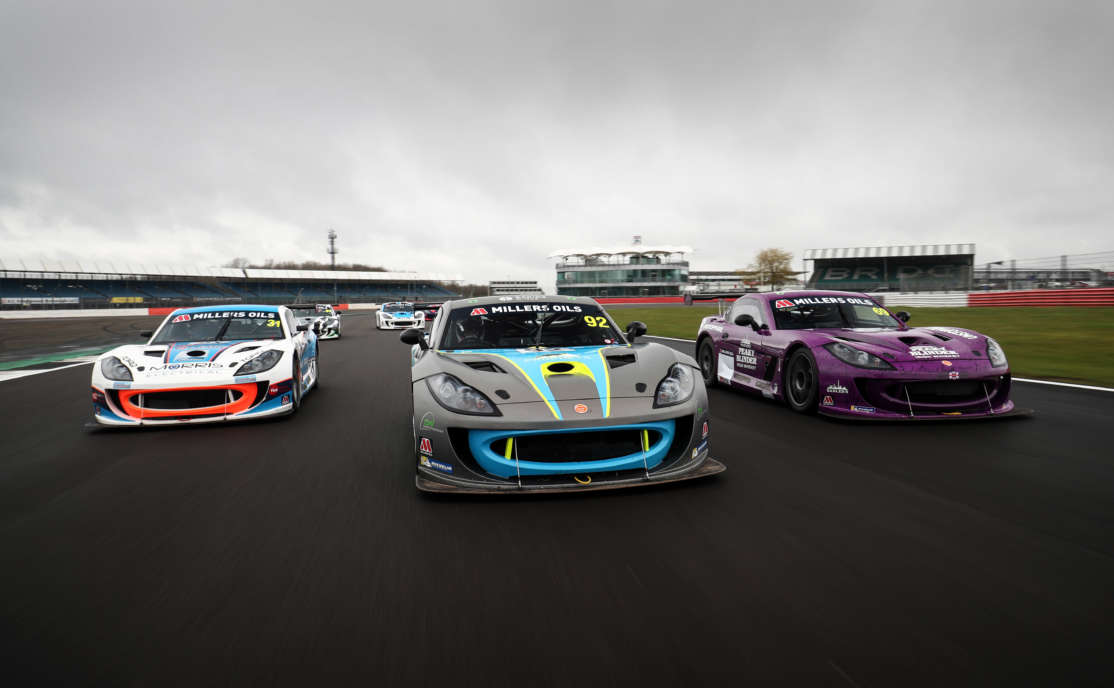 Ginetta Partners With Sports Alive As Motorsport Insurance Partner