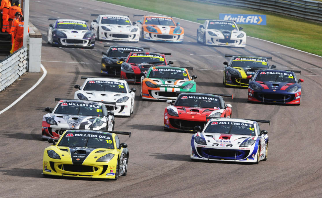 New Pro Am Class For Millers Oils Ginetta GT4 SuperCup
