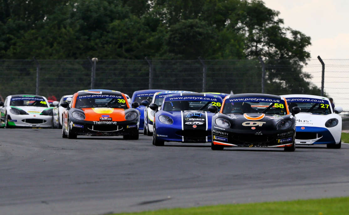 Steed Builds Ginetta GT5 Challenge Advantage With Donington Double
