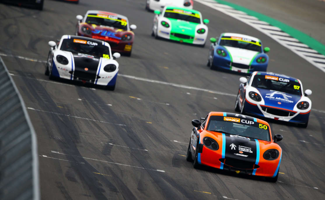Preview: 2021 Ginetta GT5 Challenge Classes – Donington Park