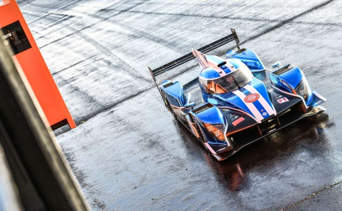 Simpson joins LMP1 line-up as Le Mans Entry Lists finalised