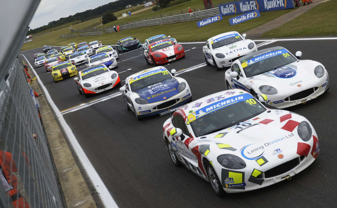 Ginetta Sign Three Year Extension With TOCA