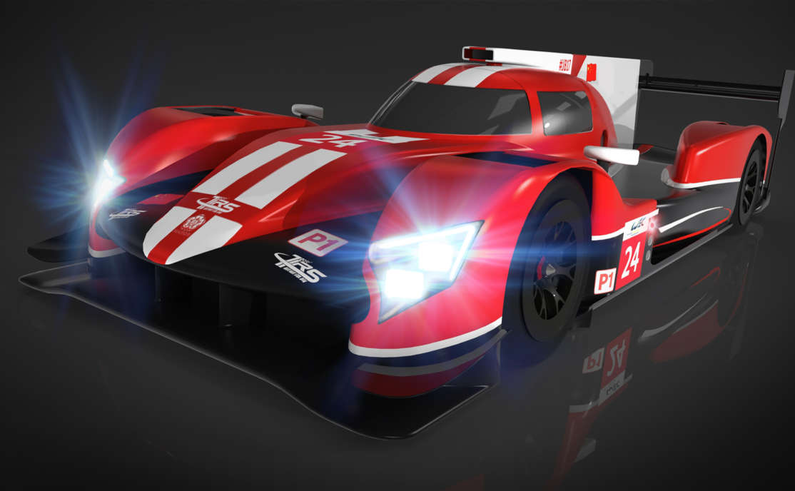 Ginetta LMP1 Chosen by Manor and TRS Racing For 2018/19 FIA WEC