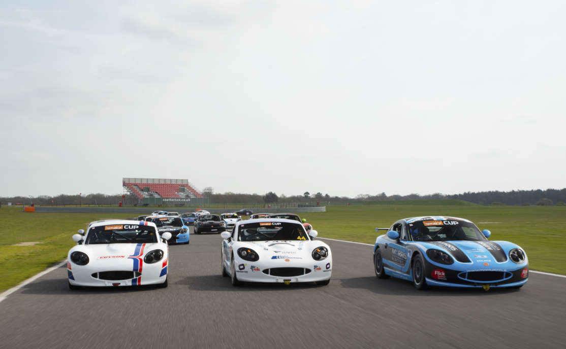 Preview: Ginetta G40 Cup, Round One, Oulton Park